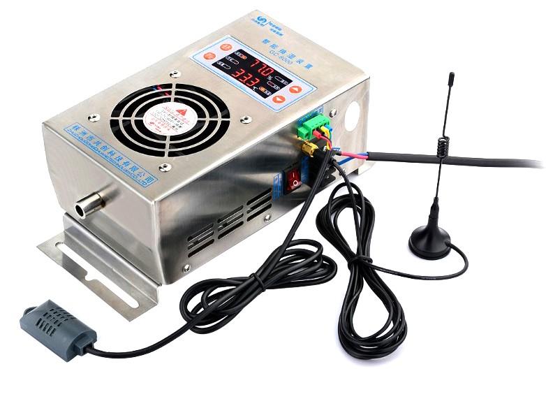 GC-8060TW电气柜智能控温抽湿器