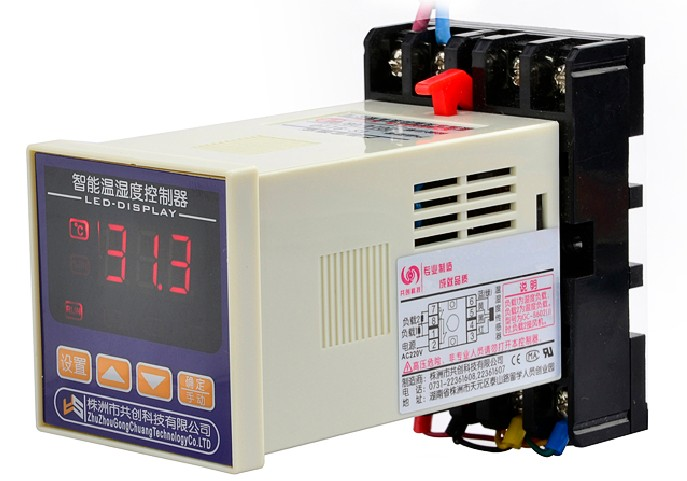 YS-9120系列智能湿度控制器