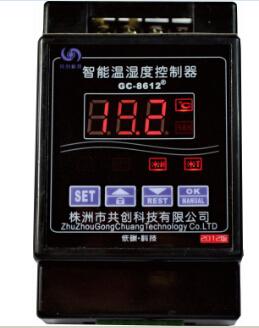 GC-8612双路温控仪