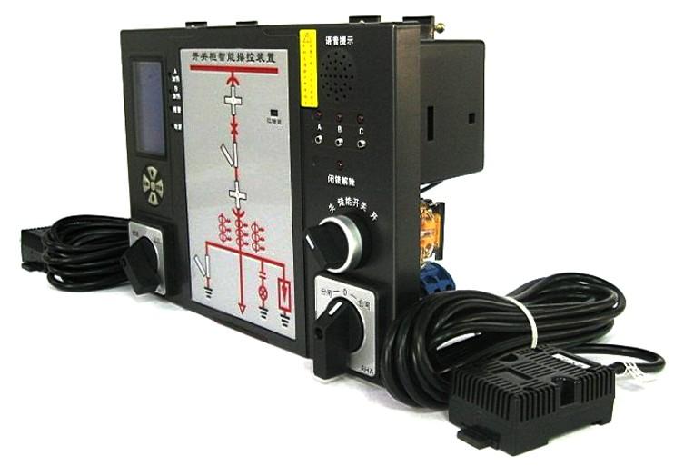 gc-8800a开关柜智能操控的接线图